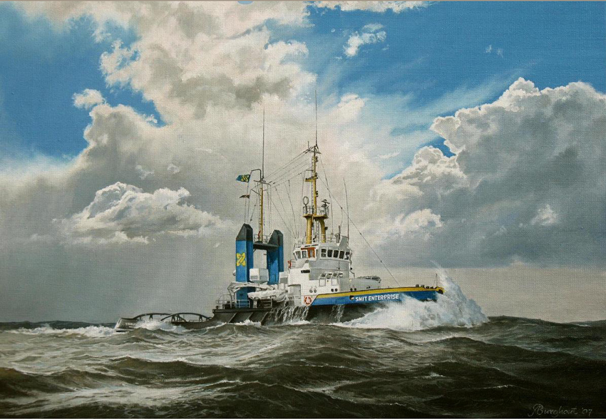 Smit Enterprise Sea Tug
